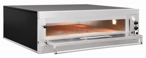 Piec do pizzy jednokomorowy 9 x pizza 33 cm ET 105 BARTSCHER 2002150